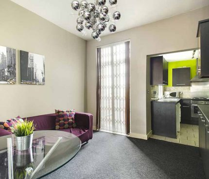 Rooms to Rent in Nottingham City Centre